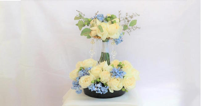 Flower Arrangement Workshop: Table Decor